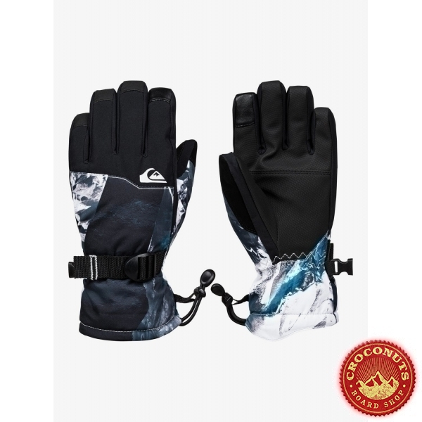 Gants Quiksilver Mission Youth Cloisonne Random Pics 2020