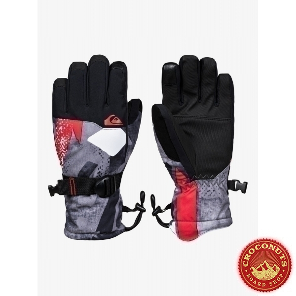 Gants Quiksilver Mission Youth Poinciana Giantforce 2020