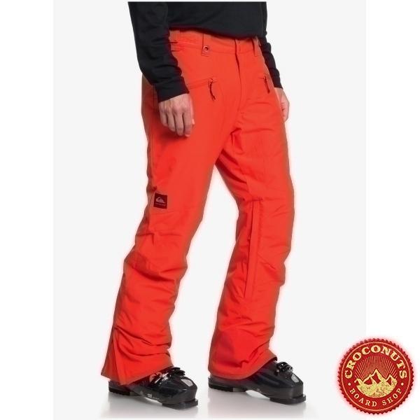 Pantalon Quiksilver Boundry Poinciana 2020