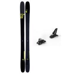 Pack Skis K2 Poacher + Marker Squire 11 2020 pour homme, pas cher