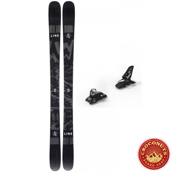 Pack skis Line Blend + Fxations Marker Squire 11 2020