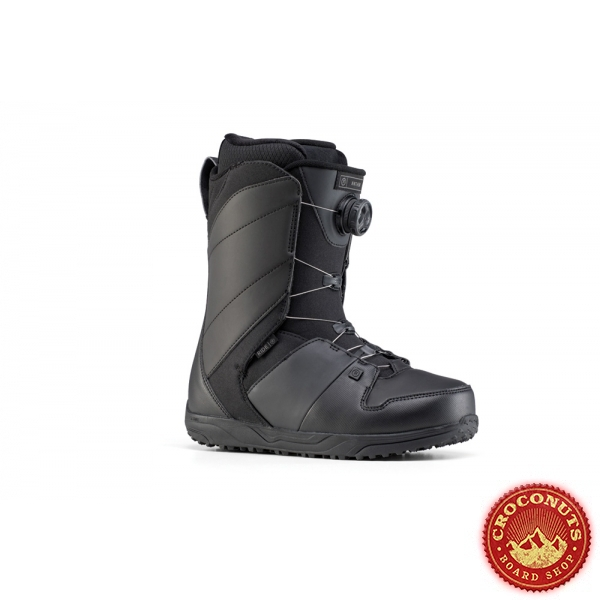 Boots Ride Anthem Black 2020