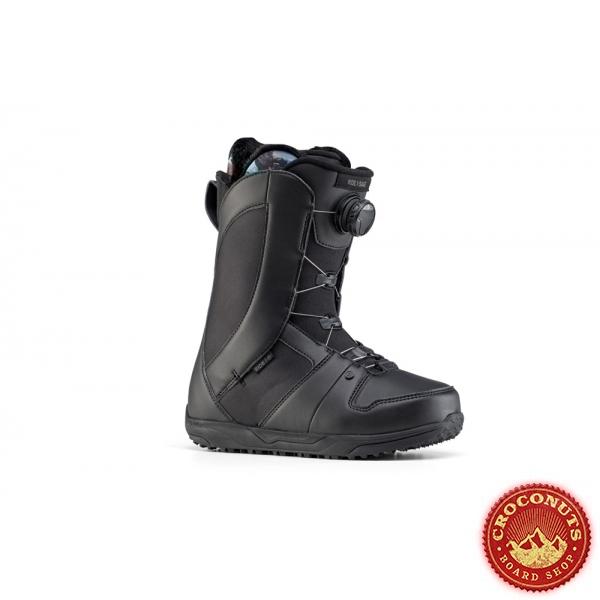 Boots Ride Sage Black 2020