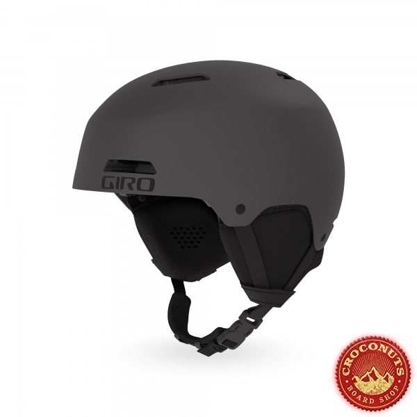 Casque Giro Ledge FS Mat Graphite 2021