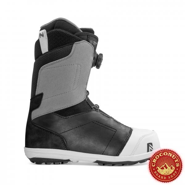 Boots NDK Aero Boa Nickel Grey 2020