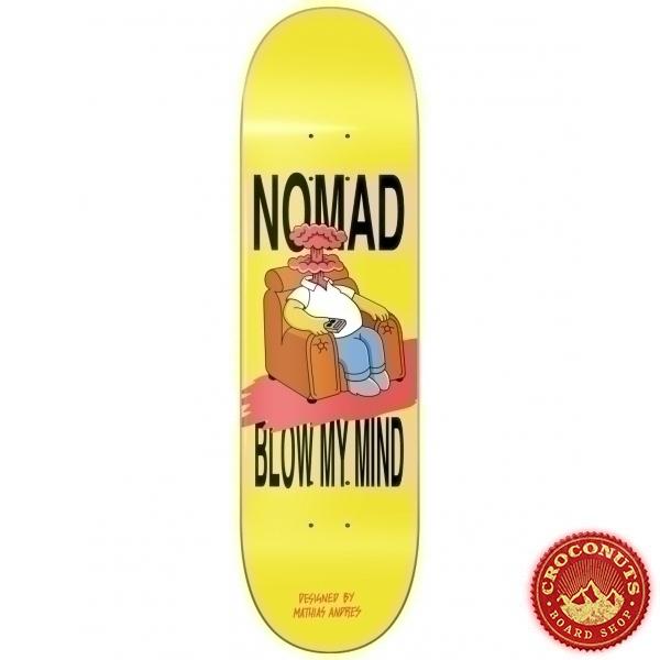Deck Nomad Role Models 3 Blow my mind 8.125 2020