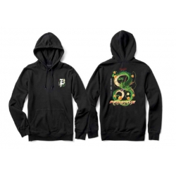 Sweat Primitive X Dragon Ball Z Shenron Dirty Black 2020 pour homme, pas cher