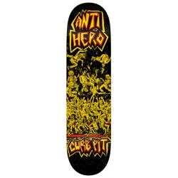 Deck Antihero Team Curb Pit 8.25 2020 pour homme