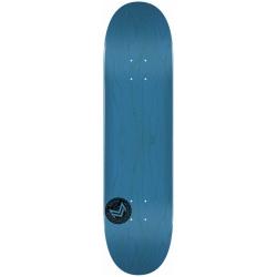 Deck Mini Logo Chevron Dyed Blue 8 2020 pour homme