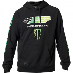 Sweat Fox X Monster PC Black 2020 pour homme, pas cher