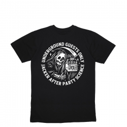 Tee Shirt Jacker Special Guest Black 2020 pour homme, pas cher