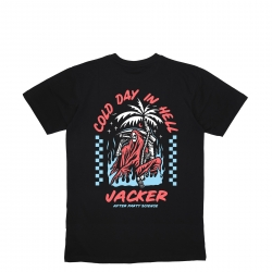 Tee Shirt Jacker Hell Day Black 2020 pour homme