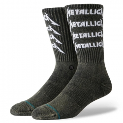 Chaussettes Stance Foundation Metallica Stack 2020 pour homme