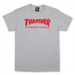 Tee Shirt Thrasher Skate Mag Grey 2020 pour