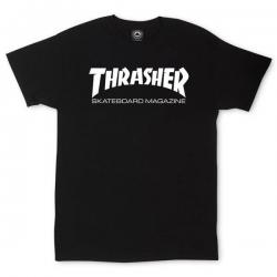 Tee Shirt Thrasher Skate Mag Black 2020 pour