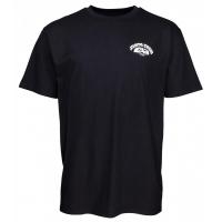 Tee Shirt Santa Cruz Horizon Black 2020