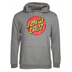 Sweat Santa Cruz Classic Dot Grey 2020 pour