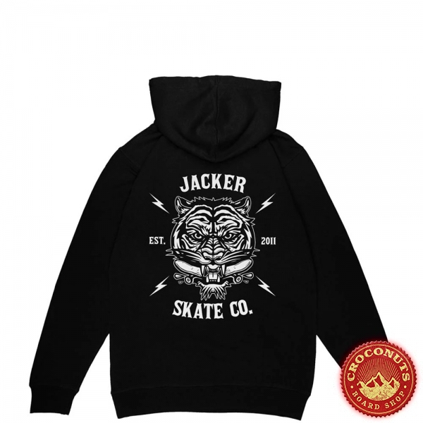 Sweat Jacker Tiger CO Black 2020