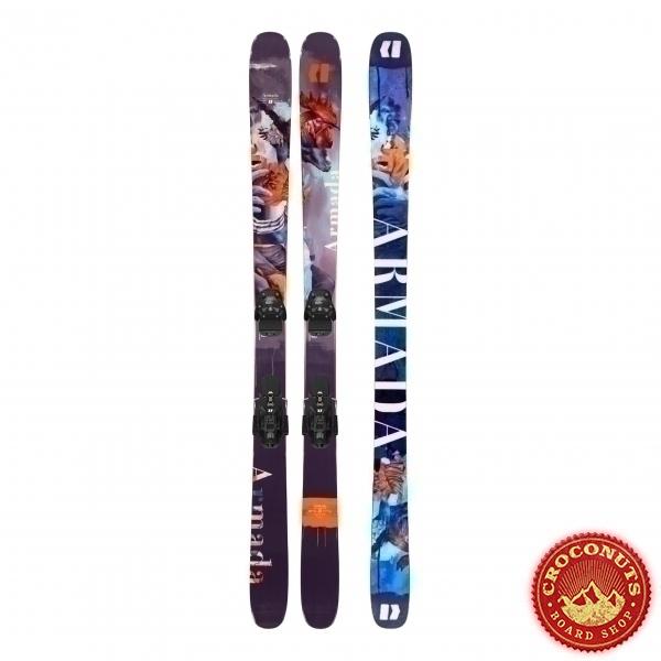 Ski Armada ARV 96 + Fixation AR Warden 13 2020