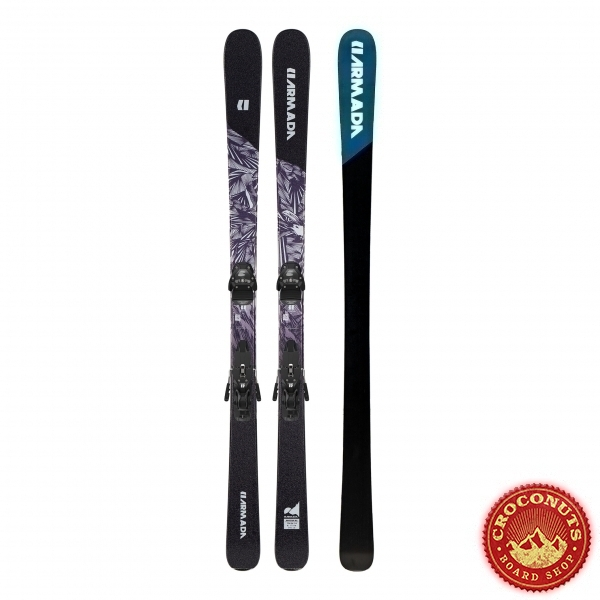 Ski Armada Invictus 85 + Fixations AR WArden 11 2020