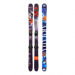 Ski Armada ARV 96 + Fixation AR Warden 11 2020 pour homme, pas cher