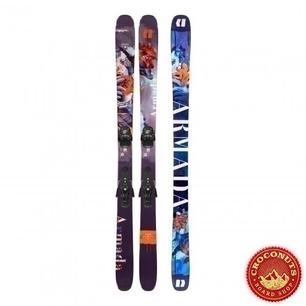 Ski Armada ARV 96 + Fixation AR Warden 11 2020