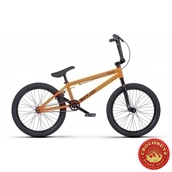 Bmx Radio Bikes Revo Pro Orange  2020