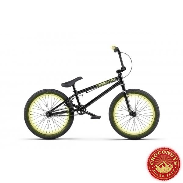 Bmx Radio Bike Saiko Black 2020