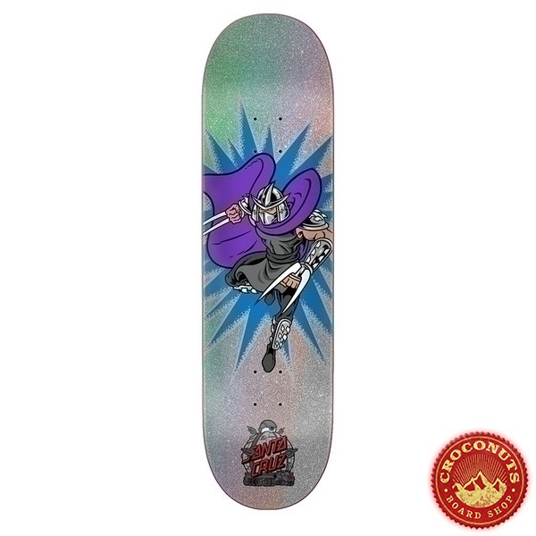 Deck Santa Cruz TMNT Shredder 8