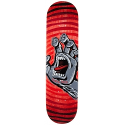 Deck Santa Cruz Off Hand Hard Rock Maple 8.125 2020 pour homme