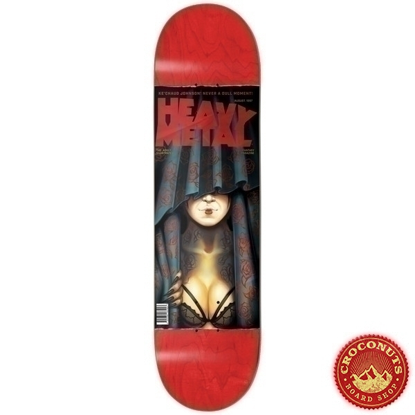 Deck Darkstar Heavy Metal Kechaud Johnson 8.25 2020