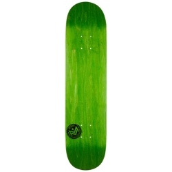 Deck Mini Logo Chevron Dyed Green 8.25 2020 pour homme