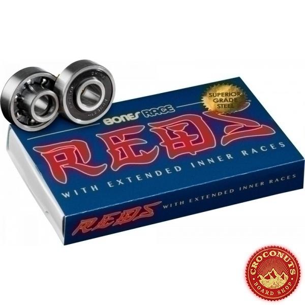 Roulements Bones Red Race 608 2020