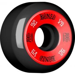 Roues Bones 100's Black 52MM 2020 pour homme