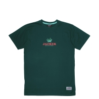 Tee Shirt Jacker Business Club Dark Green 2020