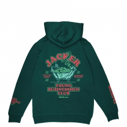 Sweat Jacker Business Club Dark Green 2020 pour , pas cher