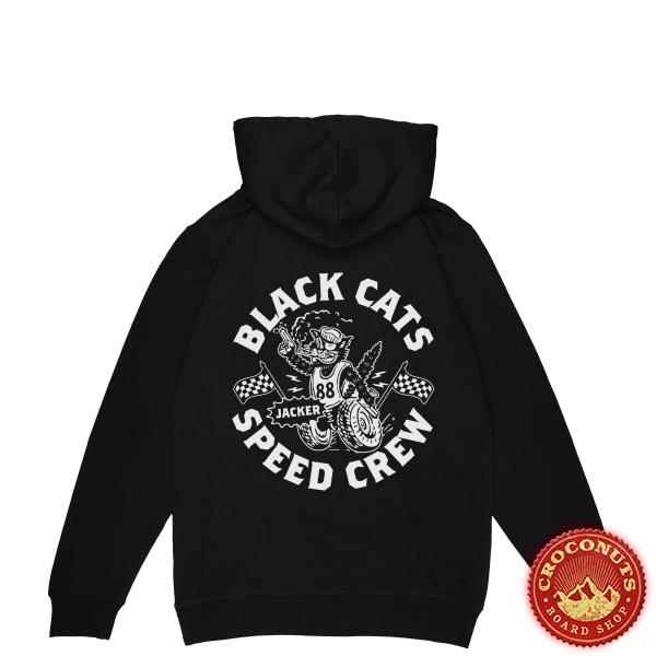 Sweat Jacker Speed Cats Black 2020