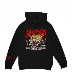 Sweat Jacker Tigers Mob Black 2020 pour