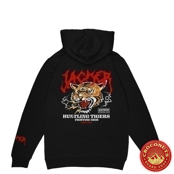 Sweat Jacker Tigers Mob Black 2020