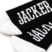 Chaussettes Jacker After Logo Socks Black 2020