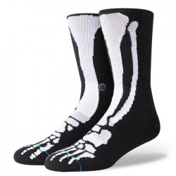 Chaussettes Stance Foundation Bones2 2020 pour homme