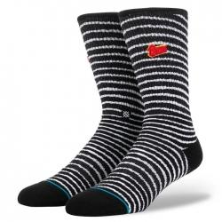 Chaussettes Stance Foundation Black Star 2020 pour homme