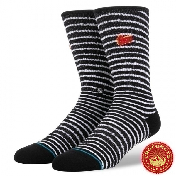 Chaussettes Stance Foundation Black Star 2020