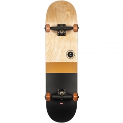 Skate Complet Globe G2 Half Dip 2 Natural Pecan 8.25 2020 pour