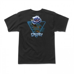 Tee Shirt Grizzly Chrome Rose BLACK 2020 pour , pas cher