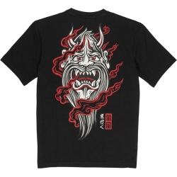 Tee Shirt Element Demon Keeper Black 2020 pour homme