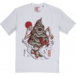 Tee Shirt Element Tree Ghost White 2020 pour homme