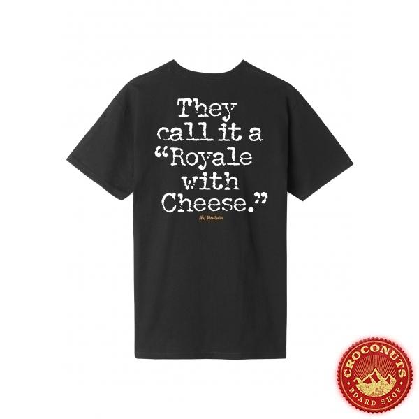 Tee Shirt Huf Royal With Cheese 2020