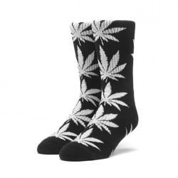 Chaussettes Huf Plantlife Black 2020 pour