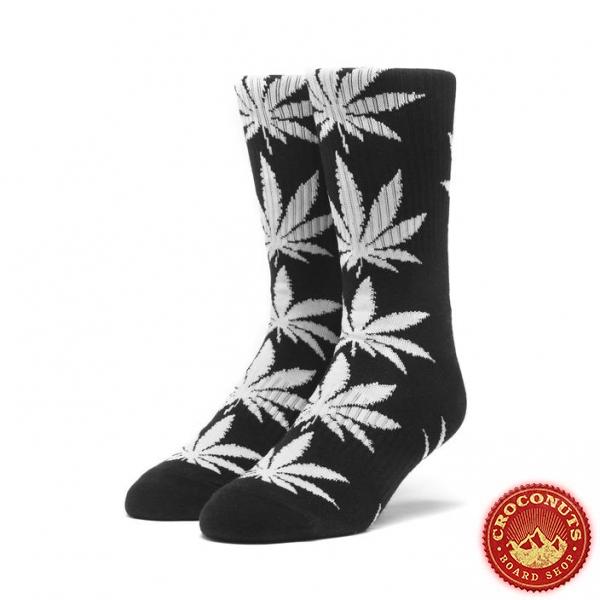 Chaussettes Huf Plantlife Black 2020